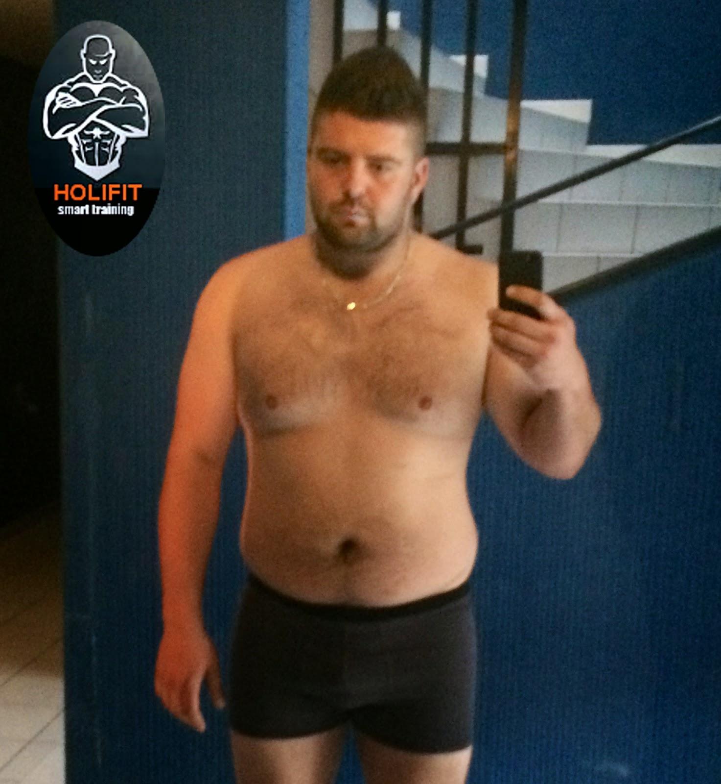 transformation perte de poids